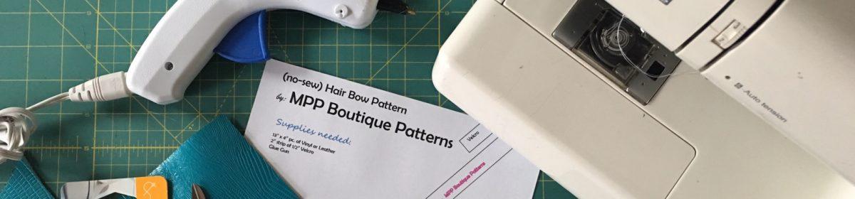 MPP Boutique Patterns